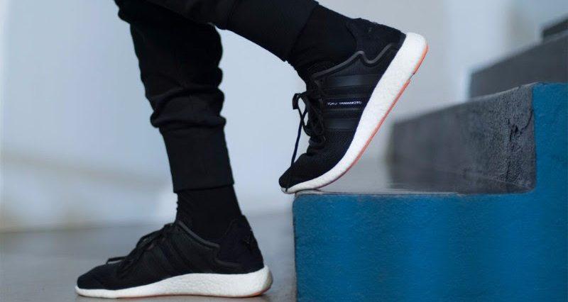 "adidas Y-3 Yohji Run Boost ""Black"""
