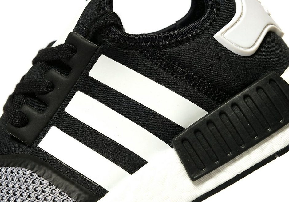 adidas NMD R1 Black/White