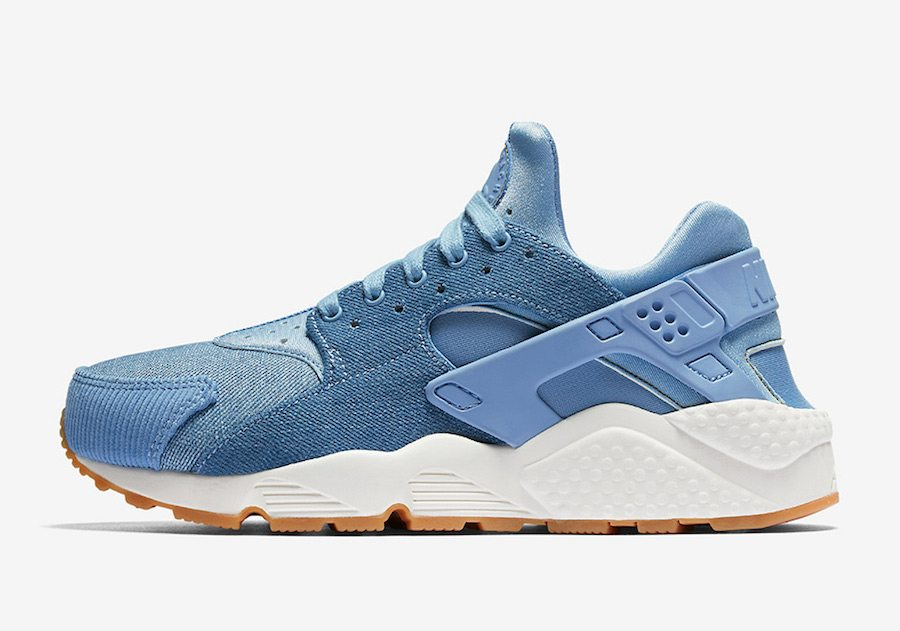Nike Air Huarache Gets Denim and