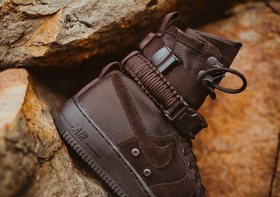 """Nike SF-AF1 """"Velvet Brown"""""""