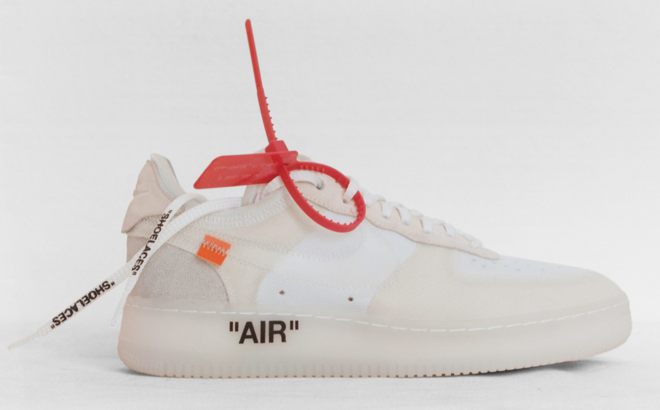af1 x off white release date