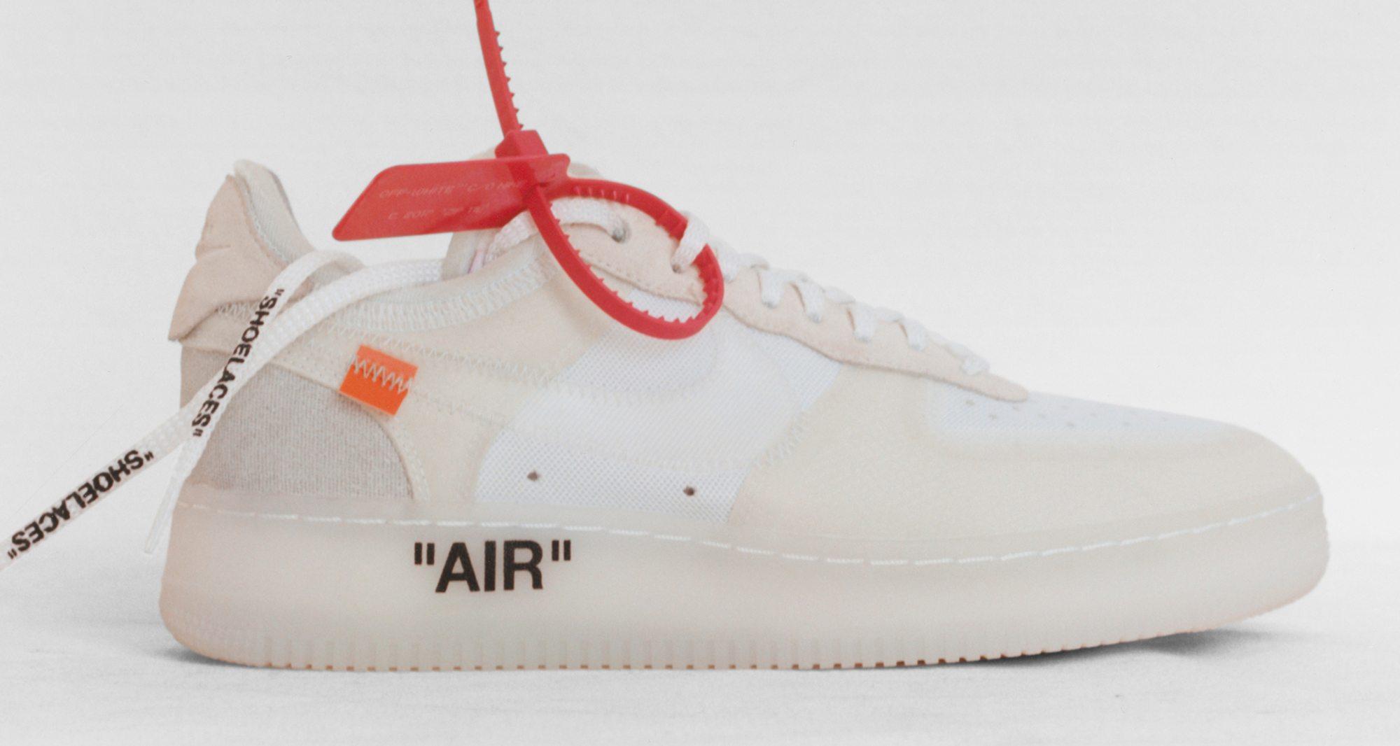 off white nike air