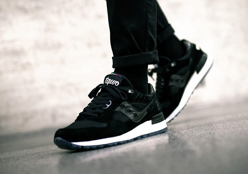 """The Good Will Out x Saucony Shadow 5000 """"VHS"""""""