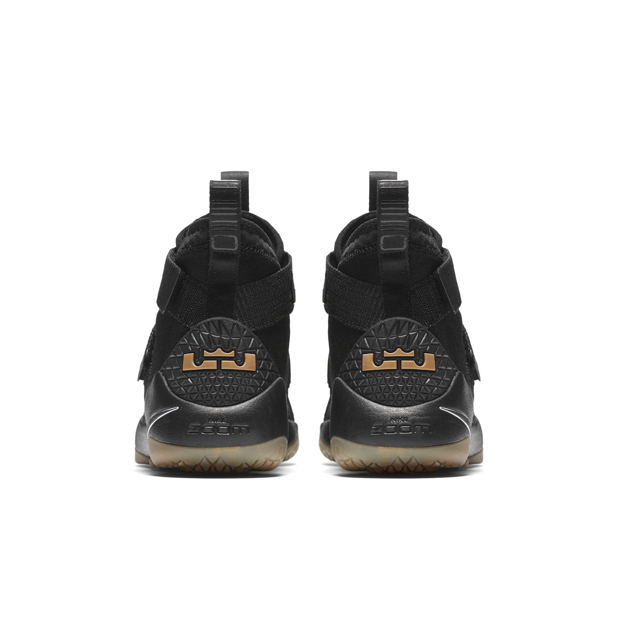 Nike LeBron Soldier 11 Black/Gum
