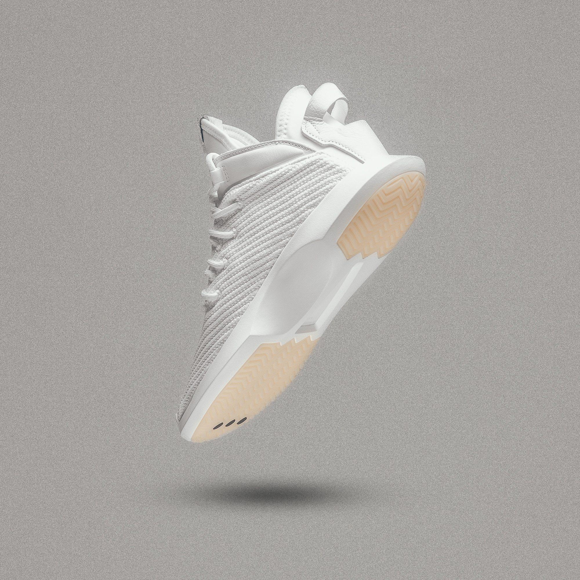 """Adidas Crazy 1 ADV PK """"White/Gum"""""""