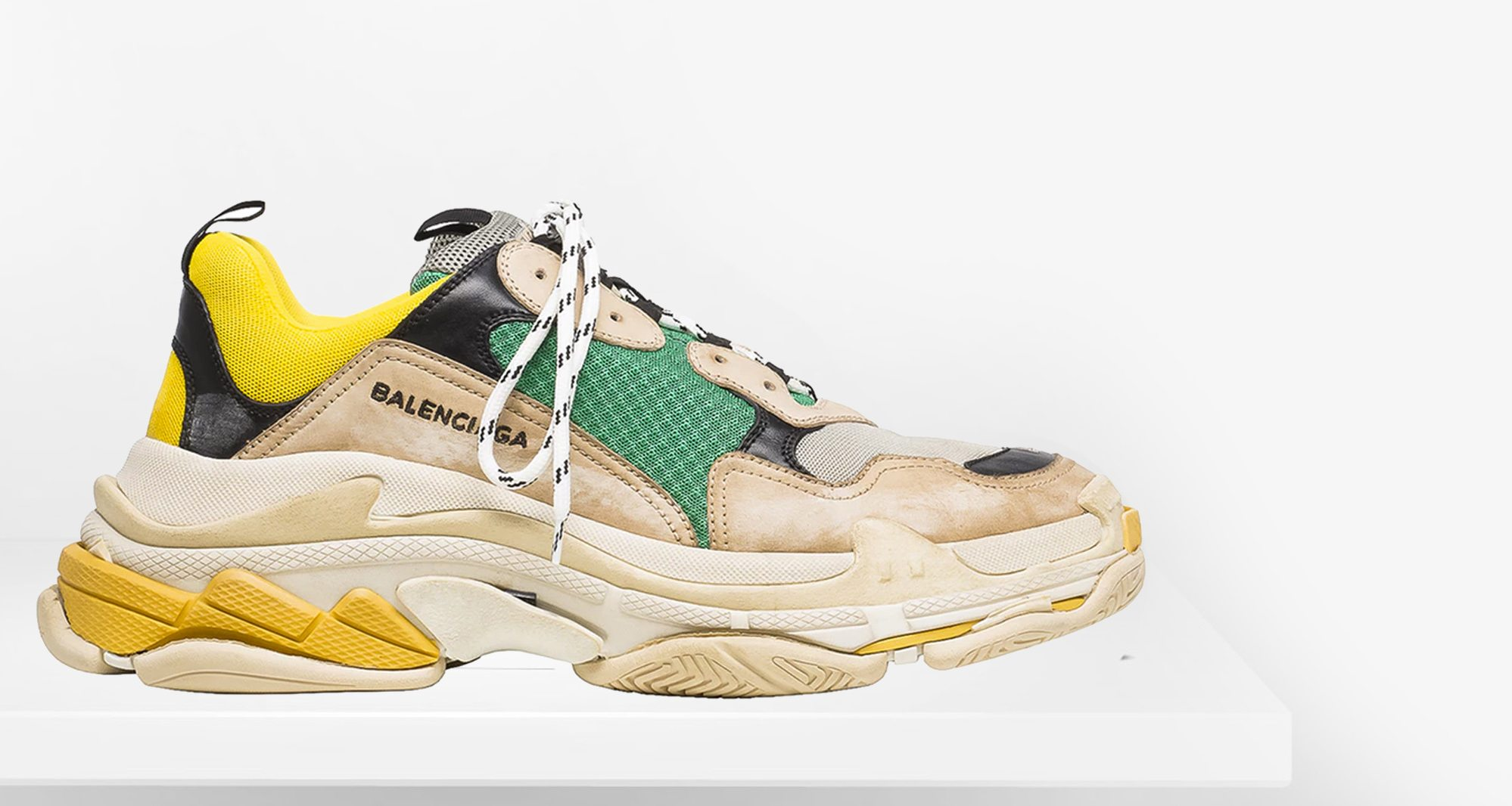 the balenciaga triple s drops in four colorways this month. Black Bedroom Furniture Sets. Home Design Ideas