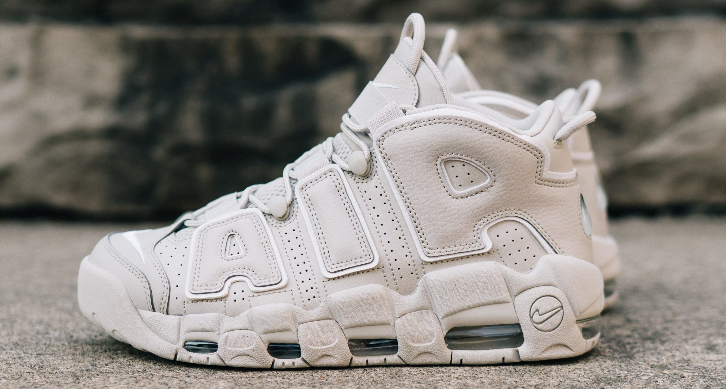 Nike Air More Uptempo u201996 Light Bone // Available Now