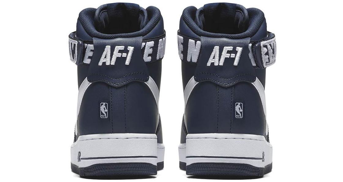 """Nike Air Force 1 High """"NBA Pack"""""""