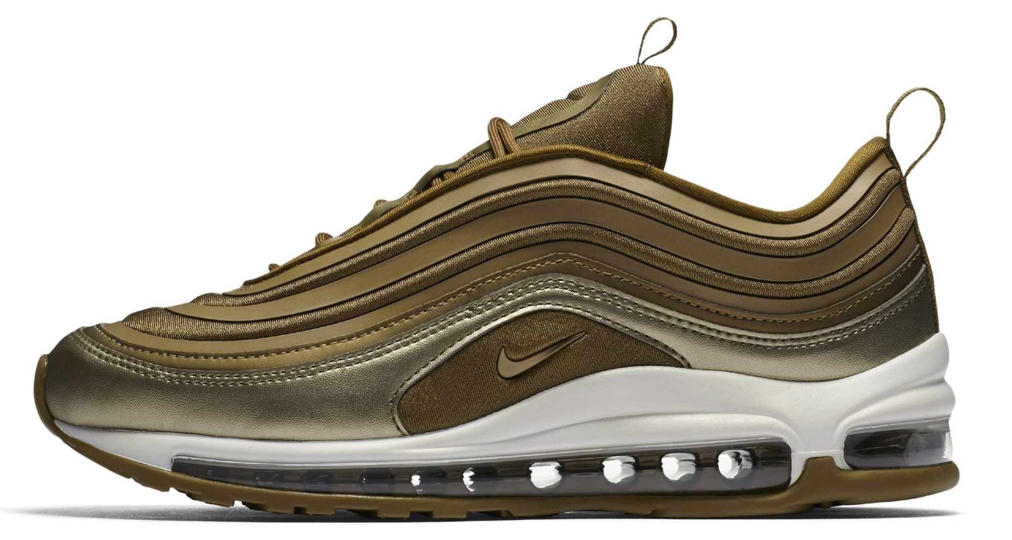 Nike Air Max 97 Ultra Metallic Gold 917704 901