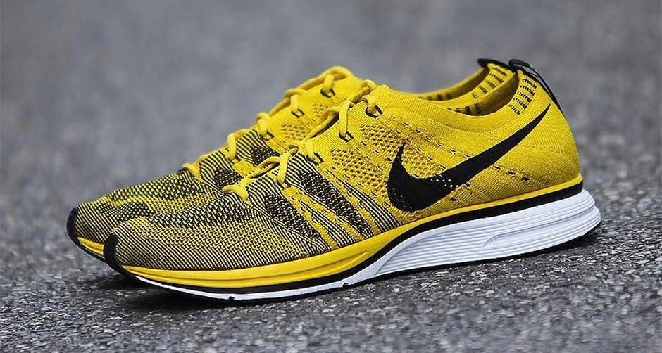 """Nike Flyknit Trainer """"Bright Citron"""""""