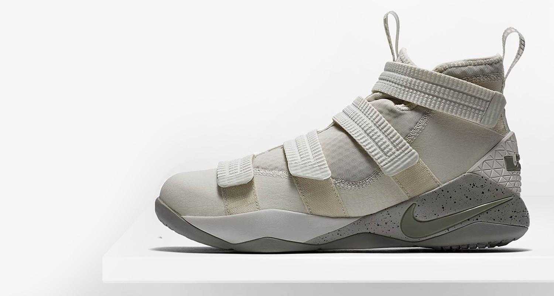 "Nike LeBron Soldier 11 SFG ""Light Bone"" Dropping This Fall ..."