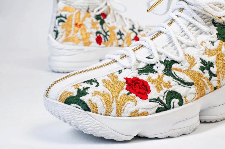 "Nike LeBron 15 ""Floral"""