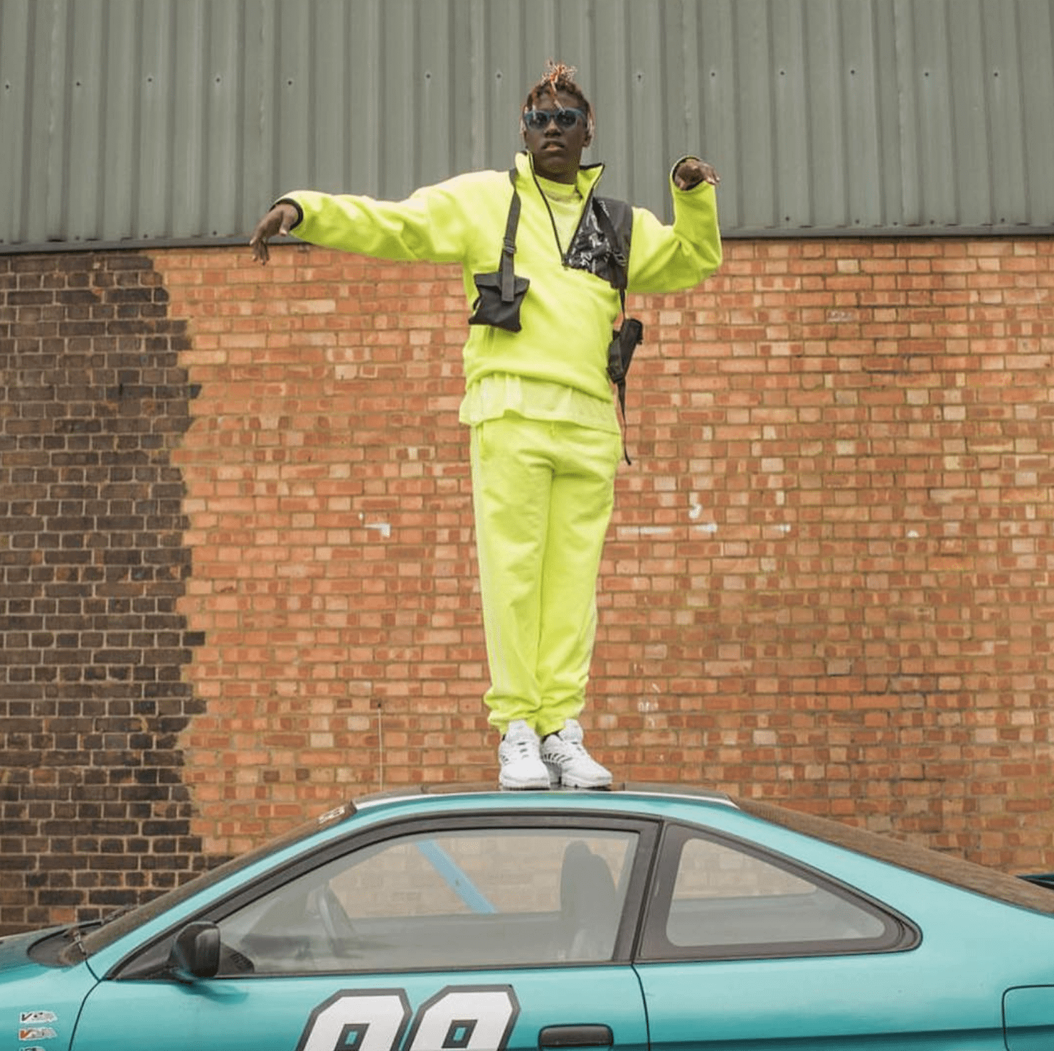Lil Yachty in the adidas ClimaCOOL 02/17