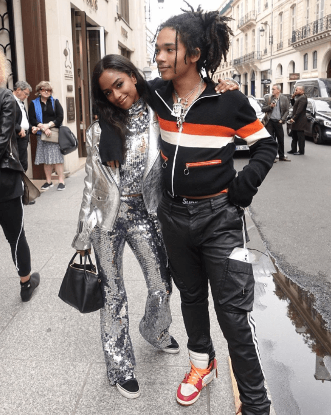 "Vashtie in the Vans Old School & Luka Sabbat in the The 10 ""Air Jordan 1"""
