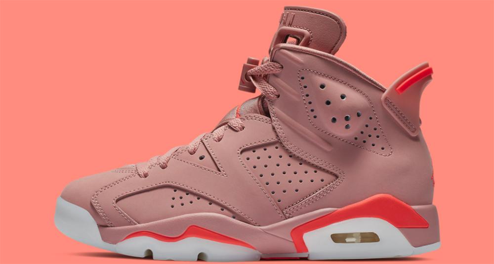 """Air Jordan 6 """"Millennial Pink"""""""