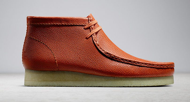Integrar A bordo Cría  Clarks Wallabee Horween Leather