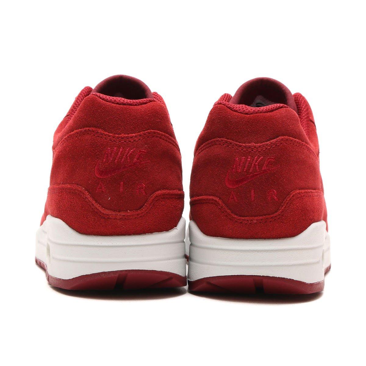 air max 1 jewel team red