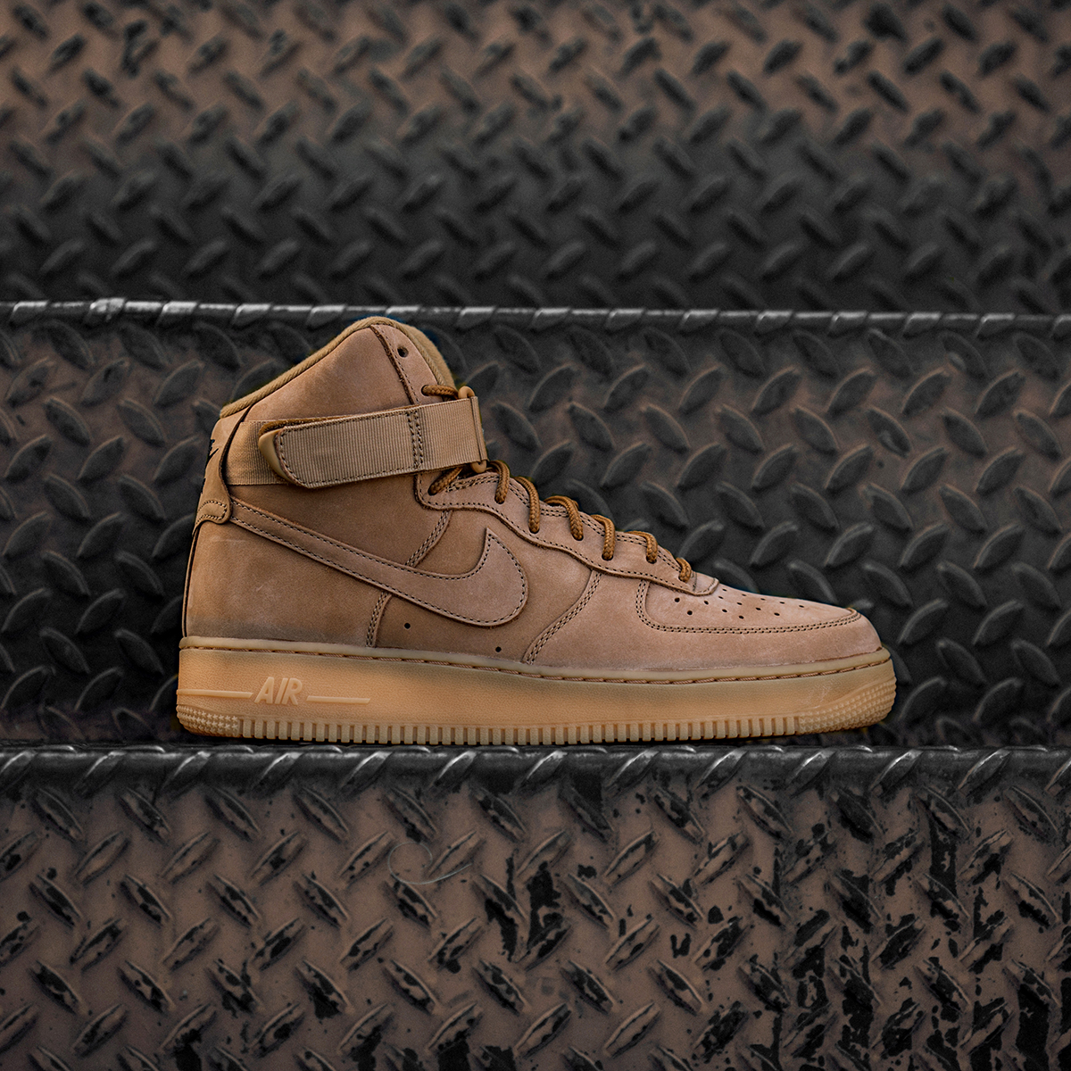 "Nike Air Force 1 High ""Wheat"""