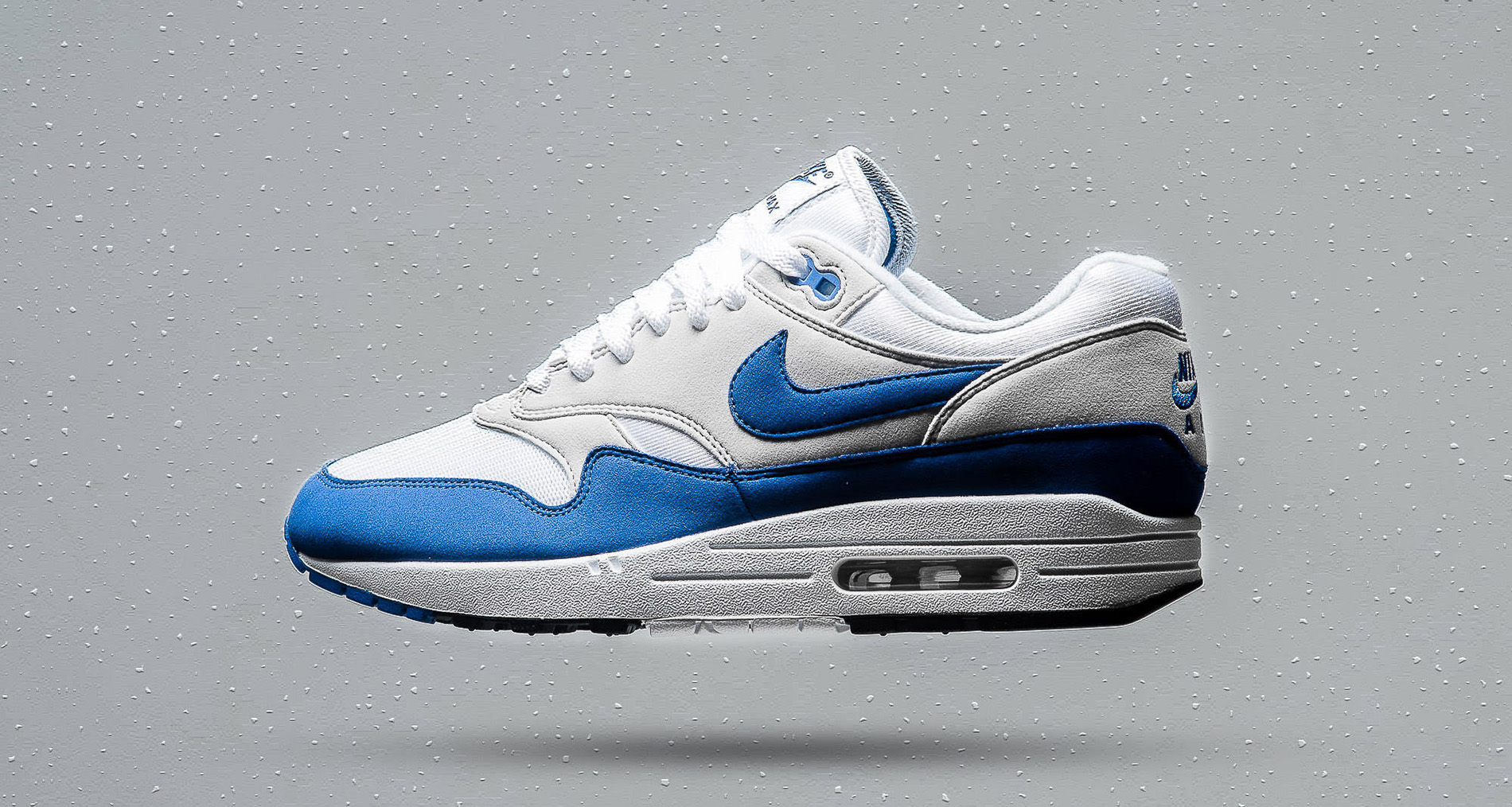 nike air max 1 anniversary royal re releasing this week. Black Bedroom Furniture Sets. Home Design Ideas