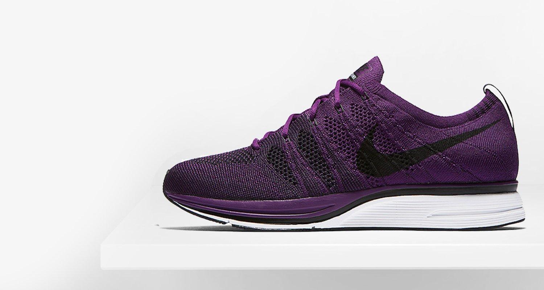 """Nike Flyknit Trainer """"Night Purple"""""""