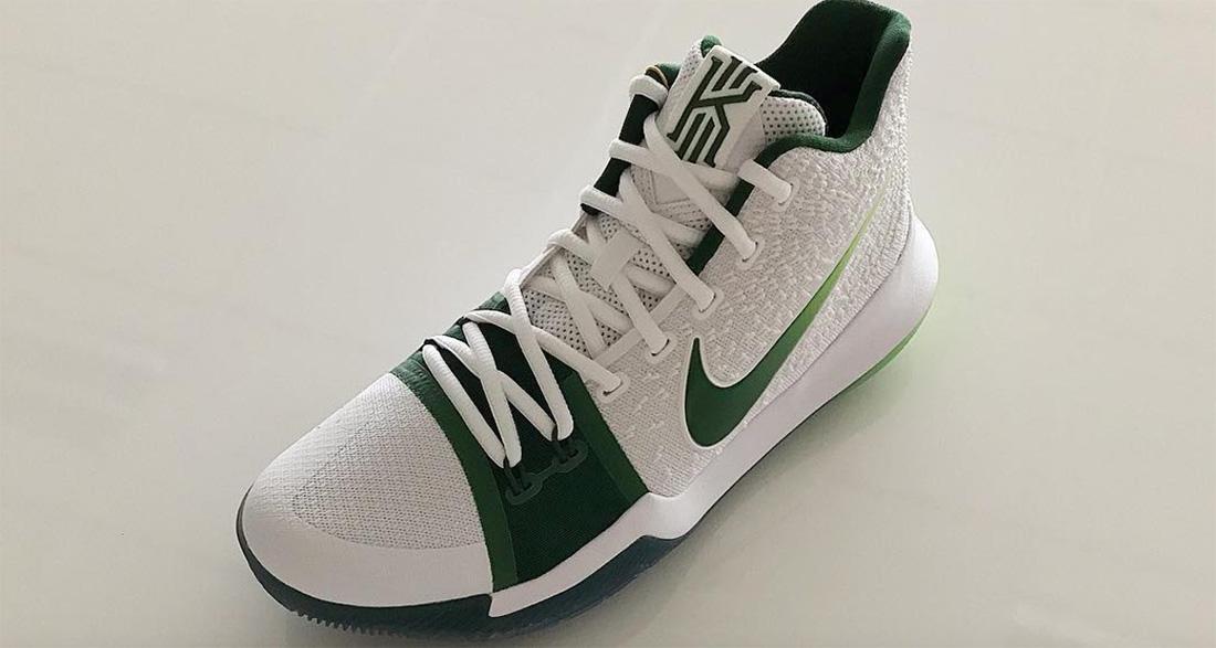"""Nike Kyrie 3 """"Boston"""" PE"""