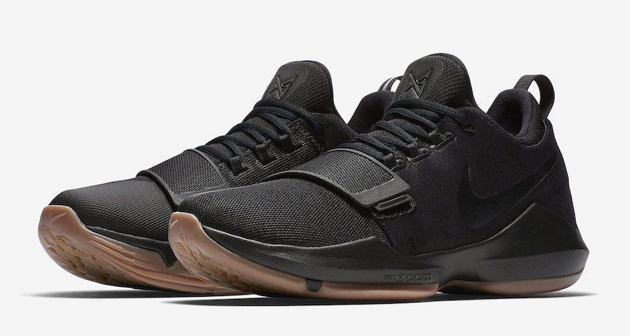 Nike PG1 Black/Gum