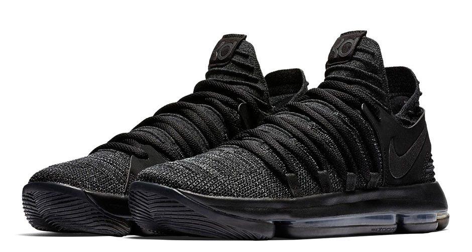 "Nike KDX ""Triple Black"""