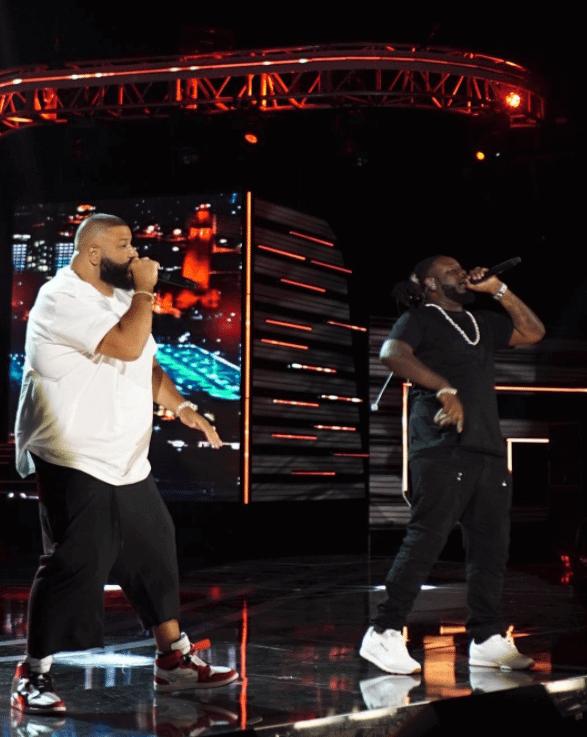 "DJ Khaled in the Nike The 10 ""Air Jordan 1"""
