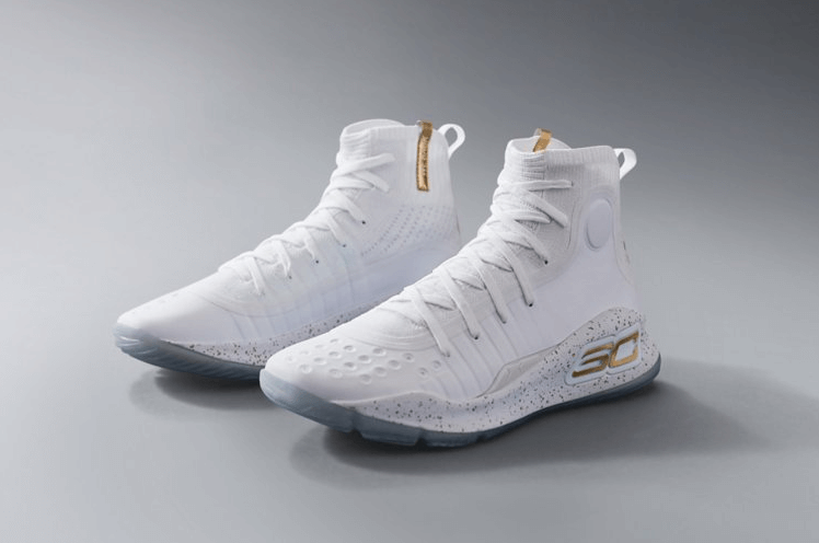 """Under Armour Curry 4 """"More Rings"""" Championship Pack"""