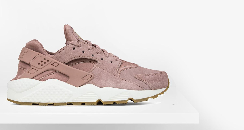 Nike Air Huarache Run Sd Particle Pink Available Now Nice Kicks