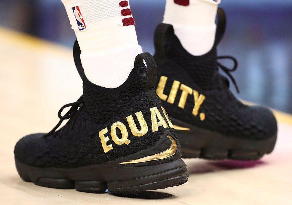lbj equality shoes