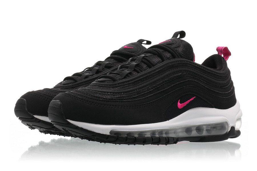 Nike Air Max 97 Black/Pink Prime