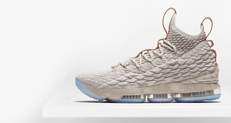 "Nike LeBron 15 ""Ghost"" // In Detail | Nice Kicks"