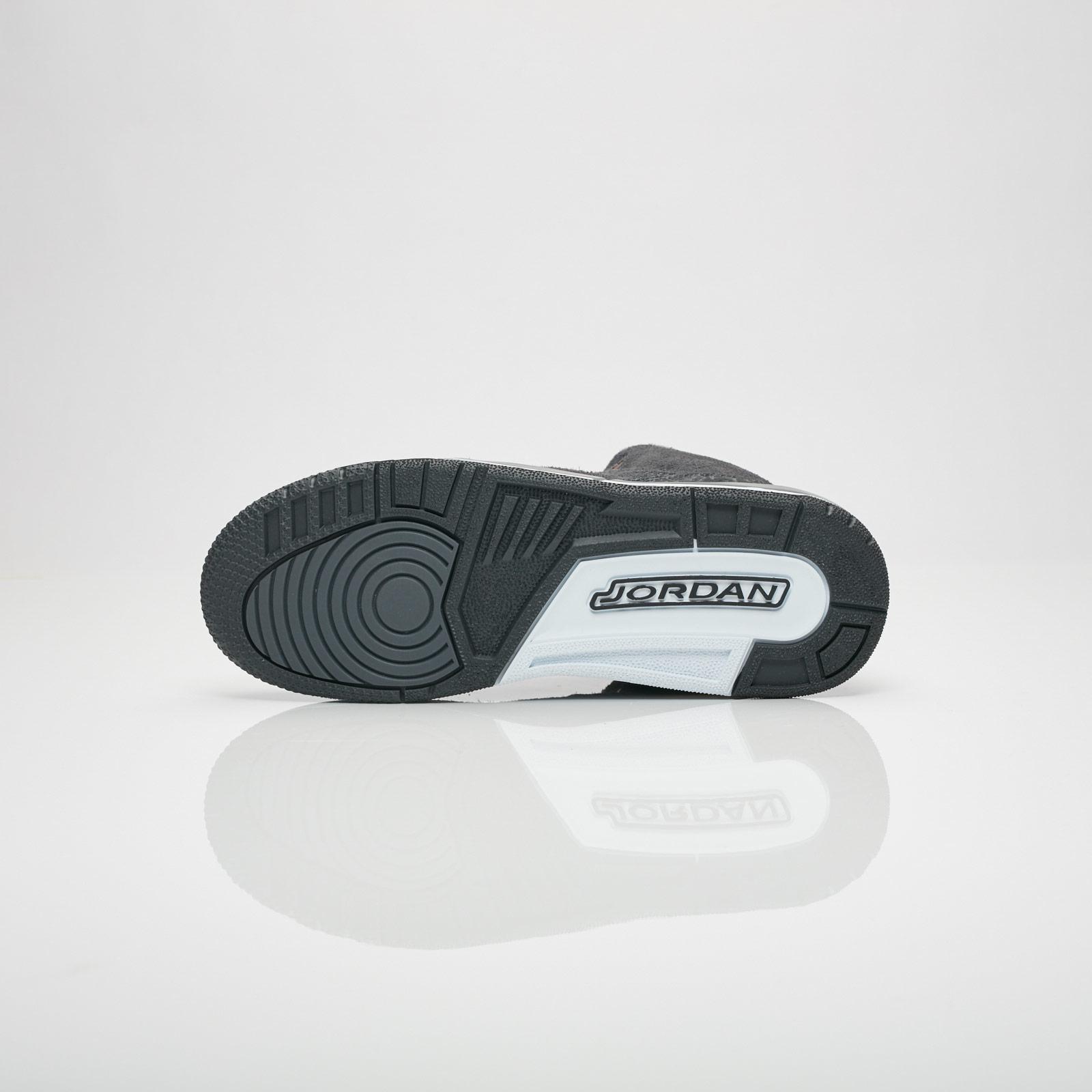"""Air Jordan 3 GS """"Dark Grey"""""""