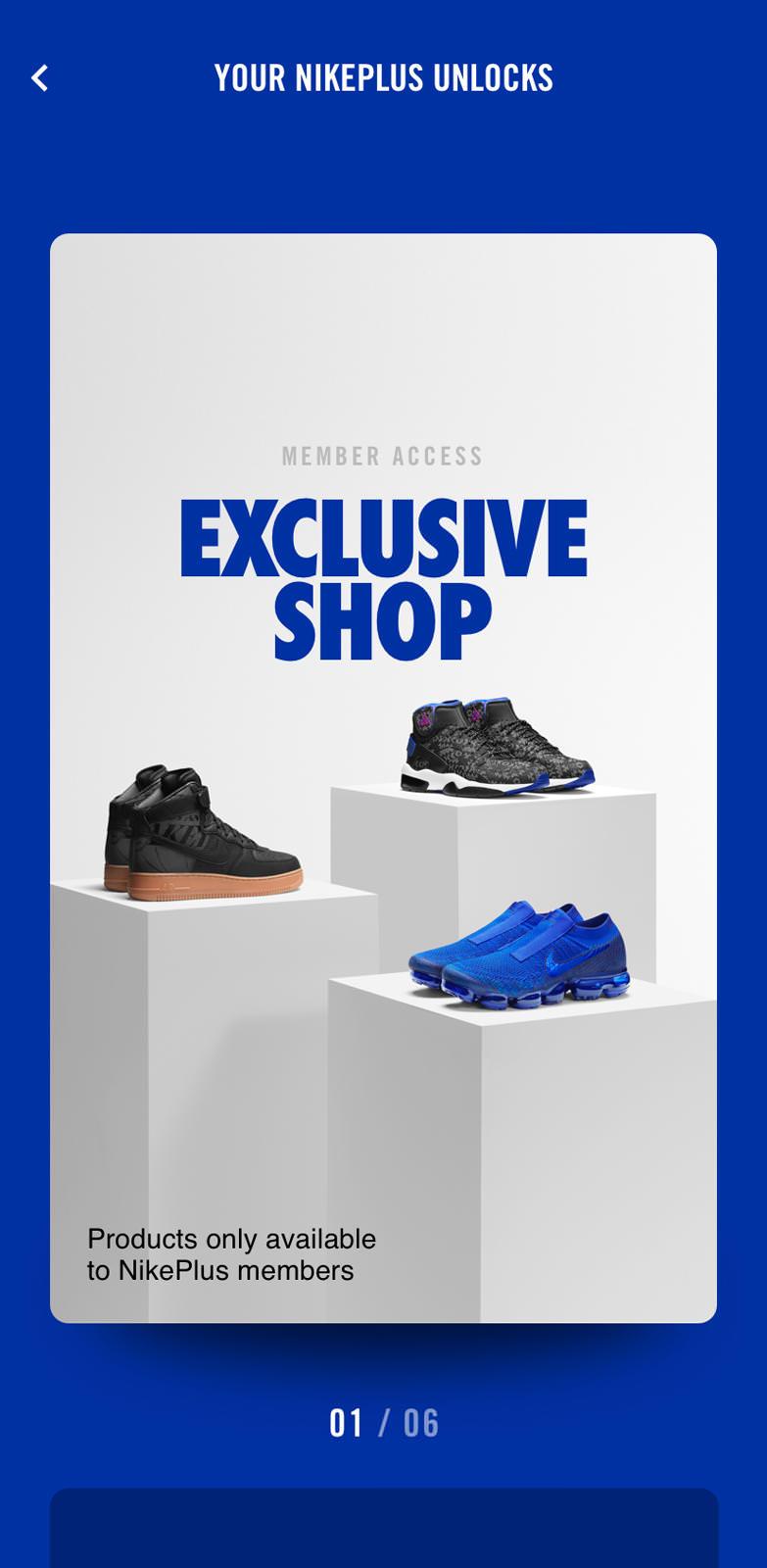 precoz Insustituible Contradecir  Nike Debuts Exciting