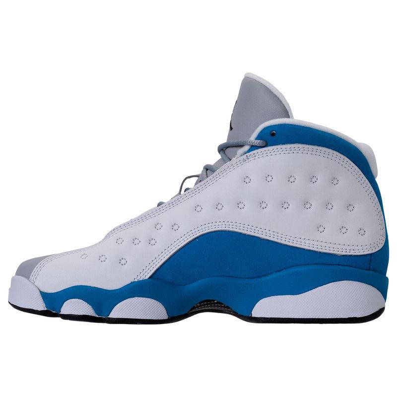 """Air Jordan 13 """"Italy Blue"""""""