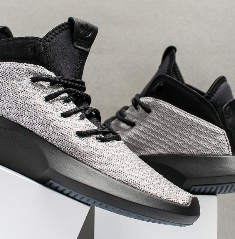 adidas Crazy 1 ADV Primeknit Silver/Black