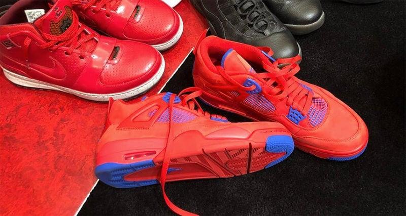 """Air Jordan 4 """"Clippers"""" PE"""