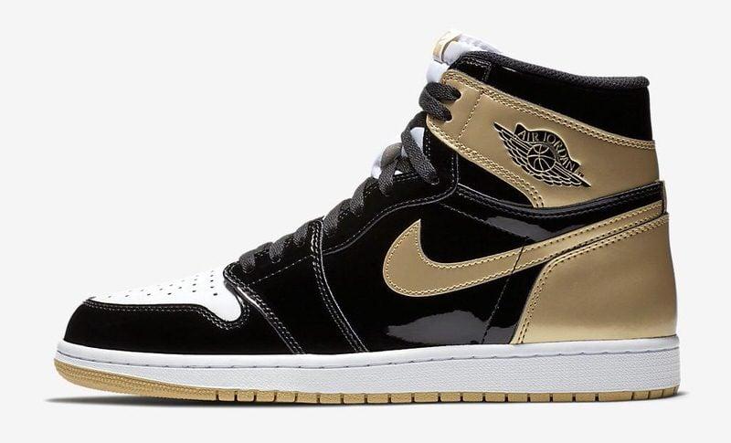 """Air Jordan 1 """"Gold Top 3"""""""