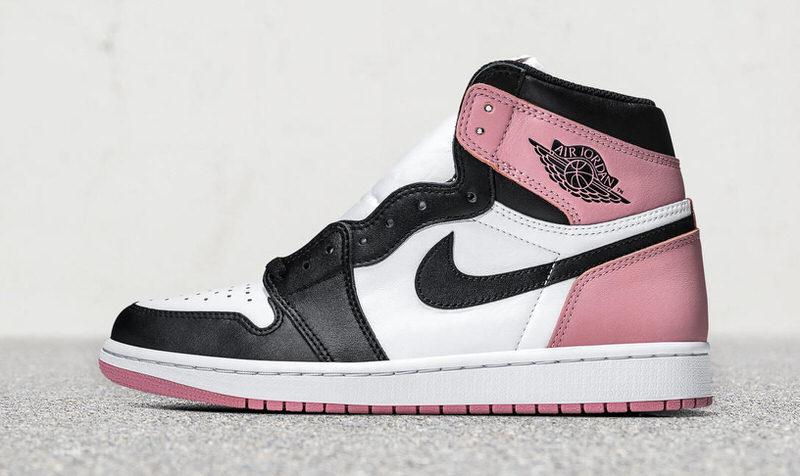 """Air Jordan 1 """"Rust Pink"""""""