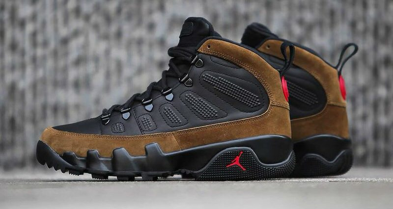 Air Jordan 9 NRG Boot \