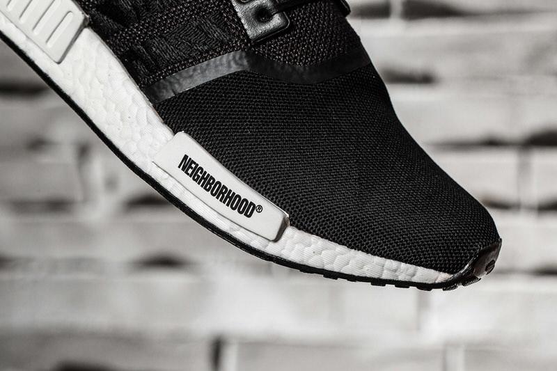 adidas x neighborhood x adidas nmd r1