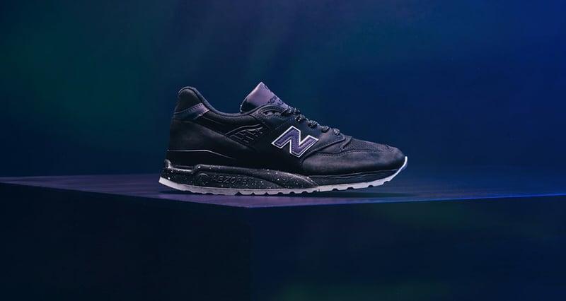 "New Balance 998 ""Northern Lights"""