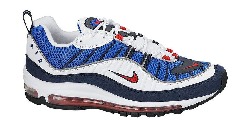 Nike Air Max 98 Gundam Og Returns Early Next Year Nice Kicks