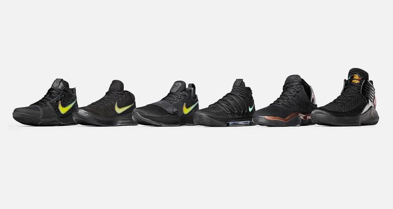 """Nike Basketball """"PK80"""" Collection"""