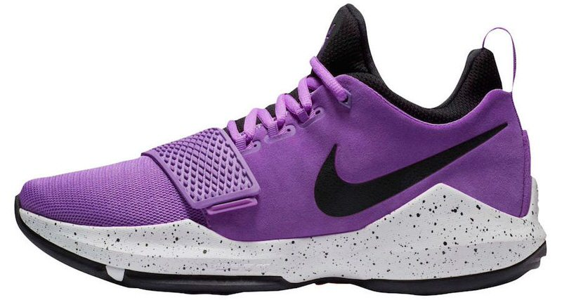 "Nike PG1 ""Bright Violet"""