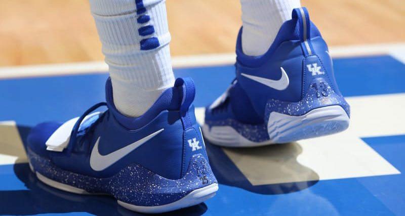 "Nike PG1 ""Wildcats"" PE"