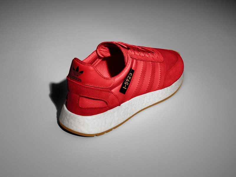 "adidas I-5923 ""Core Red"""