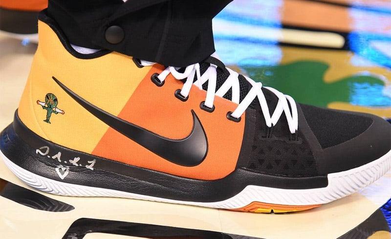Nike Kyrie 3 Rayguns
