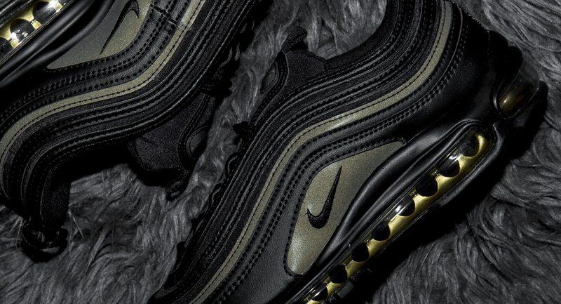 """Nike Air Max 97 Premium SE """"Black"""""""